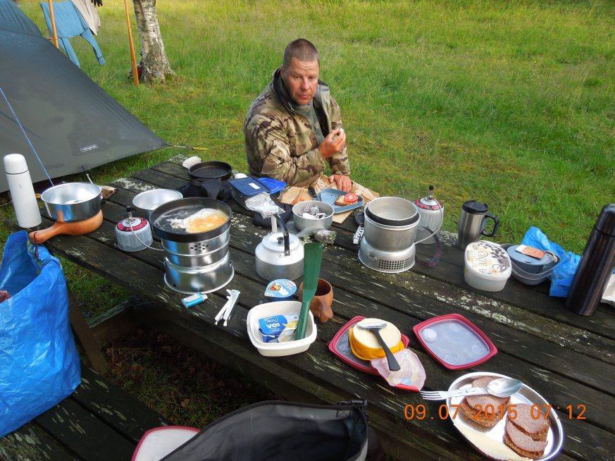 Aamupala on päivän tärkein ruoka