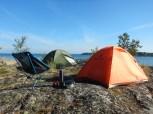 Helinox ja teltat