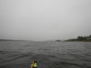 Kaskisten satama näkymä