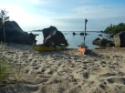 Kiivikkoinen hiekkaranta