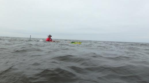 Matkalla Tauvoon pienissä aalloissa