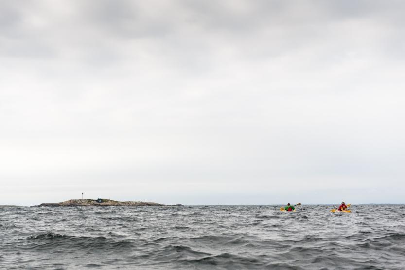 Aavan meren tuolla puolen ... (kuva Matti Kautonen)