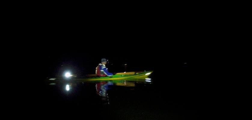 Pimeässä mennään (kuva Matti Kautonen)